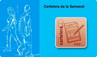 Ver Cartelera Semanal - PDF