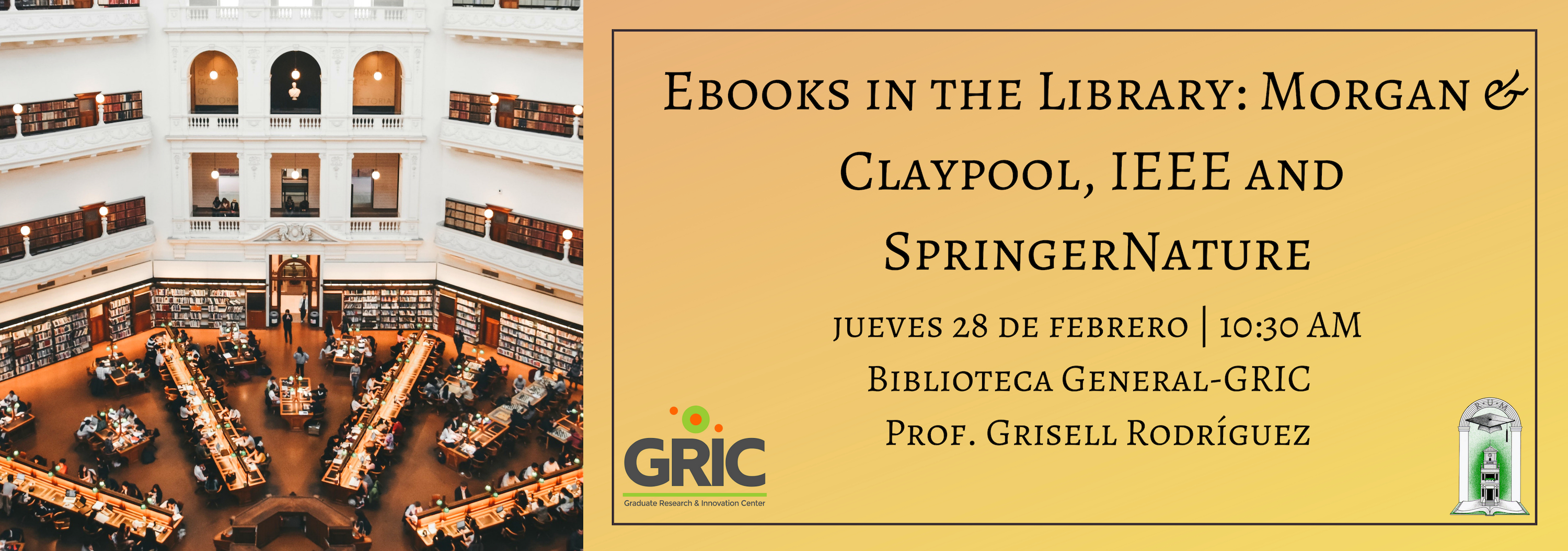 Ebooks in the Library_ Morgan & Claypool, IEEE and SpringerNature