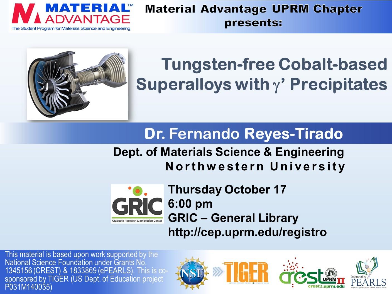 Tungsten-free Cobalt-based Superalloys with Gamma Prime Precipitates