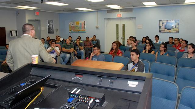 Sloan Seminar by Dr. Crespo-Hernández, Case Western Reserve University