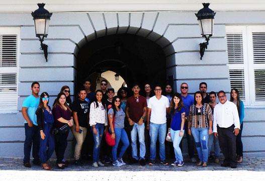 Visita a Fortaleza, Puerto Rico