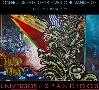 Galería de Arte-Exposición del 28 de febrero al 28 de marzo, Galería de Artes de Chardón