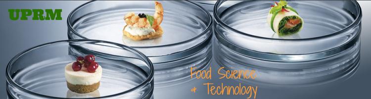 Ciencia y Tecnología de Alimentos