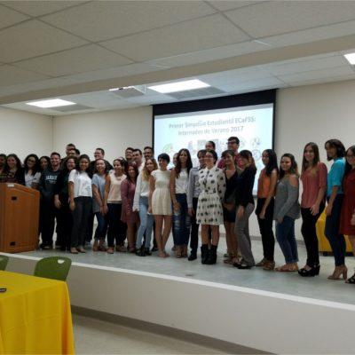 ECaFSS Project participants.