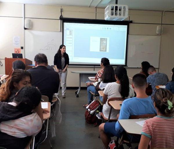 Conferencia de Dra. Laura Ramos