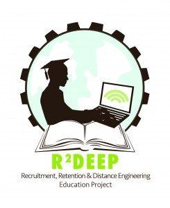 R2DEEP Logo