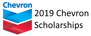 Chevron Scholarship Tile