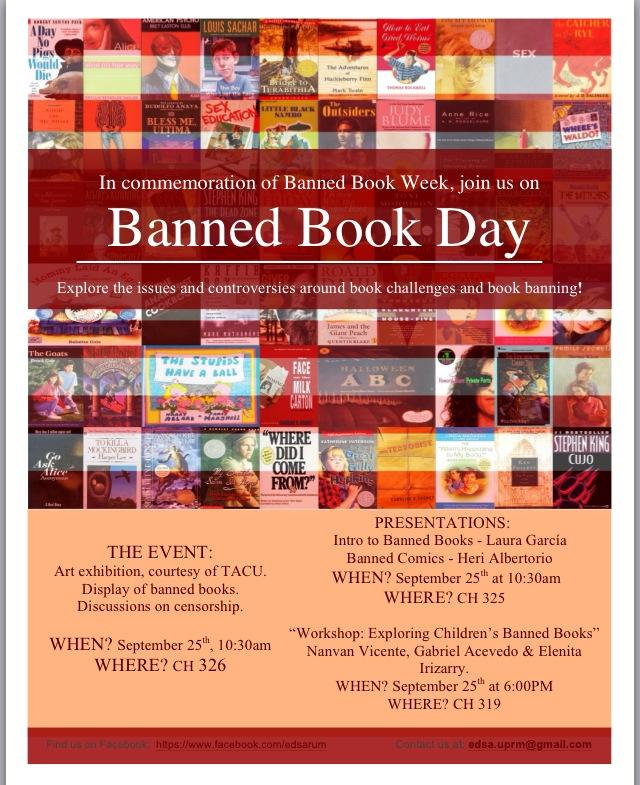 Banned Books Day