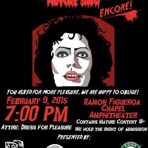 The Rocky Horror Picture Show LIVE Encore
