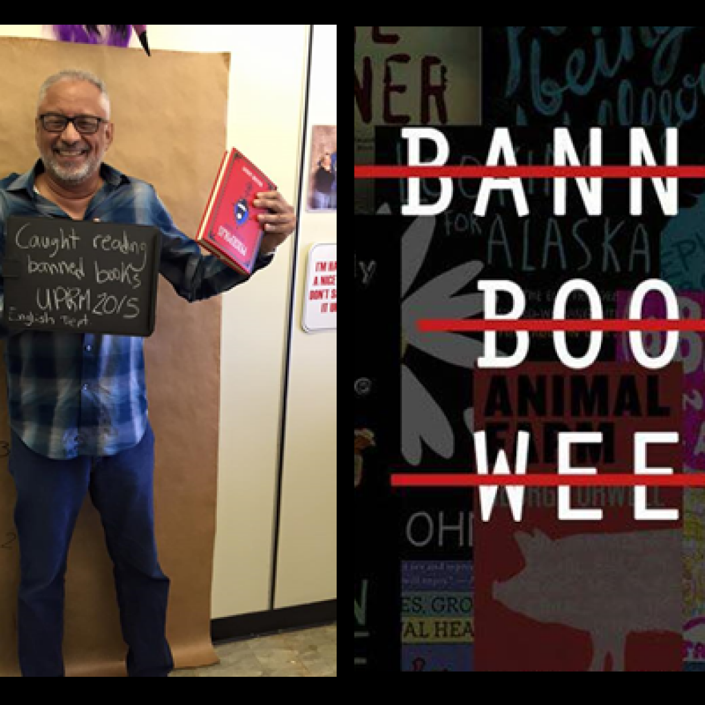 Banned Book Week with EDSA