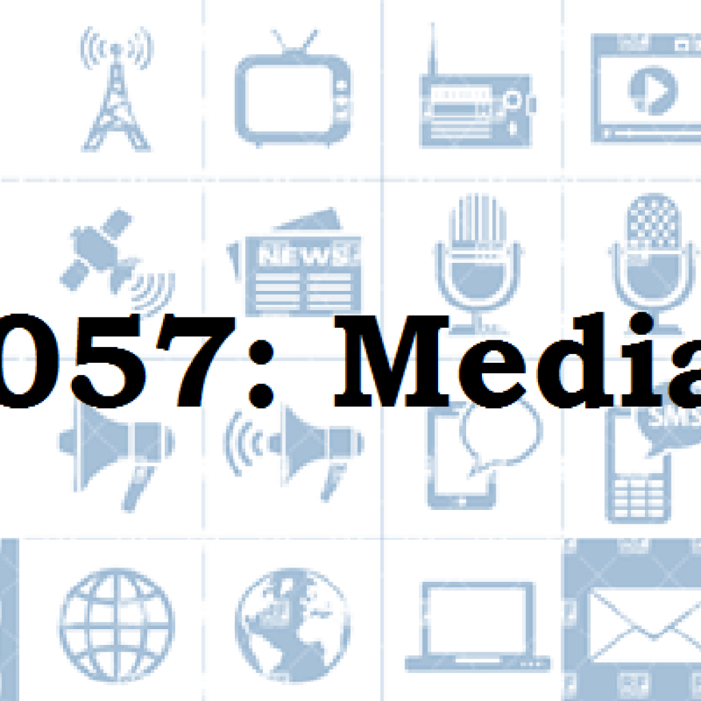 INGL 3057: Media Literacy with Dr. Aixa L. Rodriguez