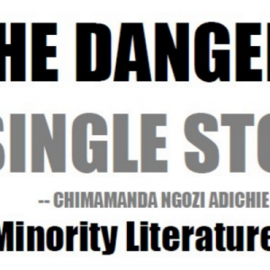 Course: English 3326: Minority Literature in the US