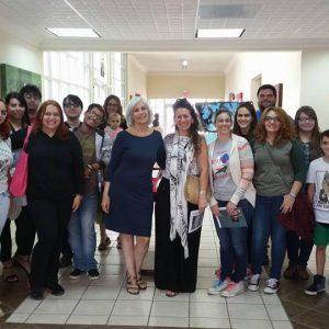 Hostos Museum Visit with Dr. Sefranek
