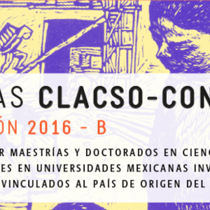 Scholarships for Graduate Studies in Mexico