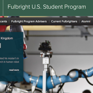 Fulbright 2016 Competition
