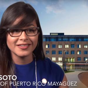 Graduate Student Glory Soto interviewed for TexLER