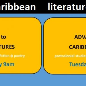 Study Caribbean Literature with two Courses this Spring