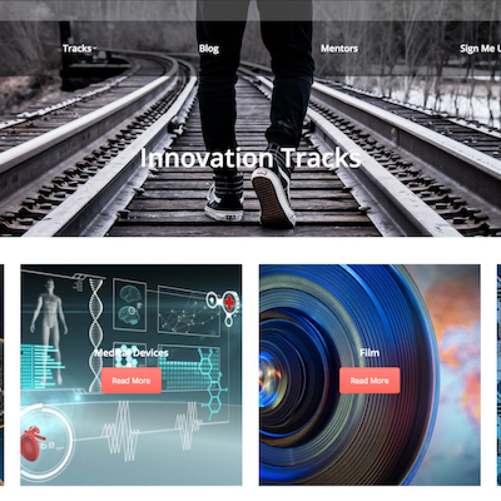 Enhance Your Curriculum with Innovation Tracks