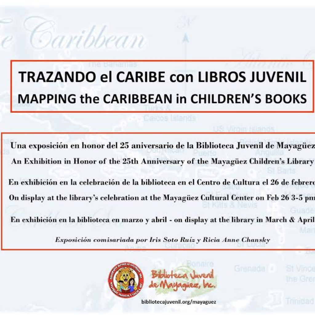 Mapping the Caribbean in Children's Books
