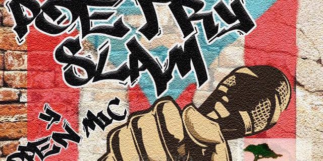 SLAM POETRY! FRIDAY, FEBRUARY 24! - Department of English