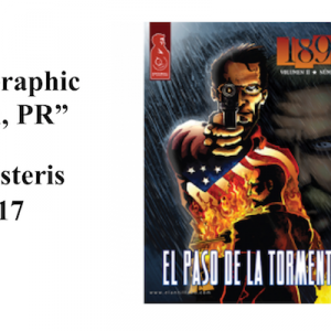 "Public Lecture: ""Drawing the Diaspora, Graphic Narratives from San Juan, PR"""