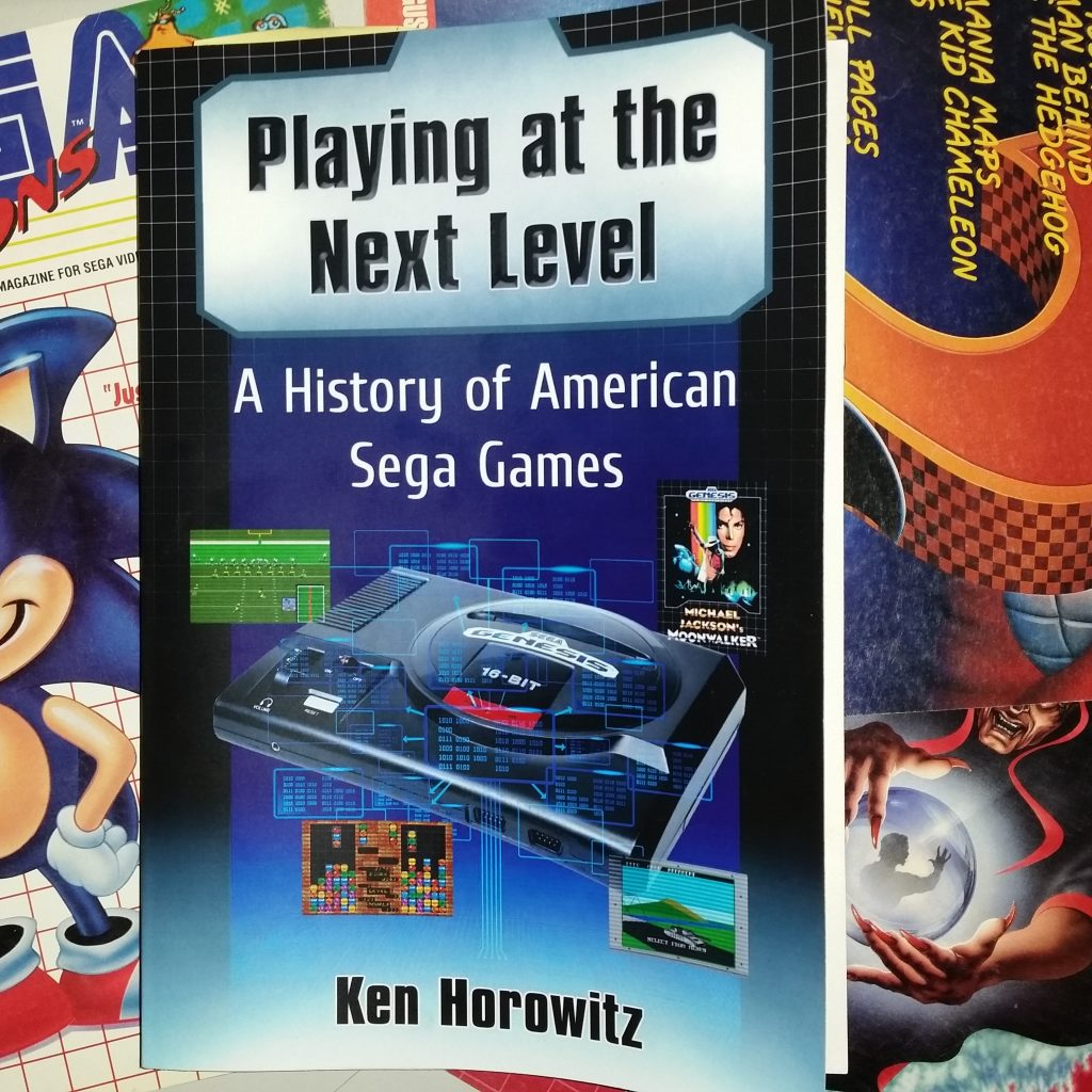 Playing at the Next Level: A History of American Sega Games