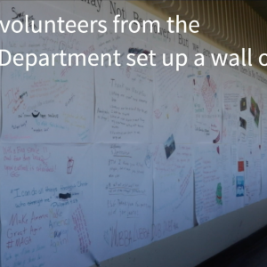 The Wall of Hope