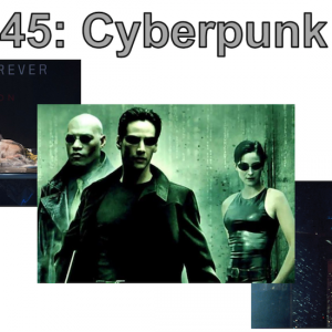 [Course Promo] INGL 3345: Cyberpunk Cinema