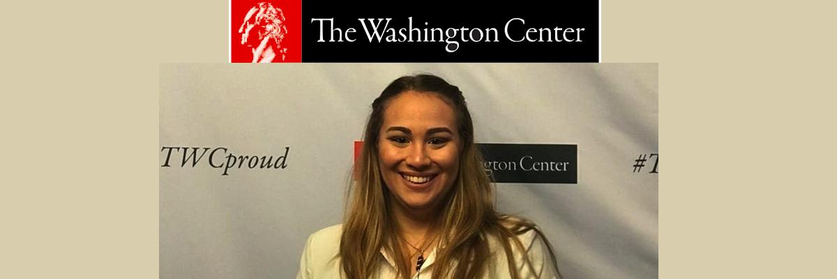Ana Marrero: My life as an intern in Washington D.C.