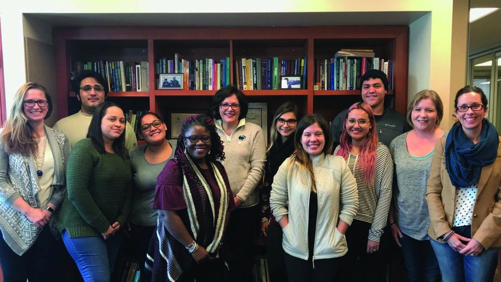 The Returned: UPRM students on their experiences at Penn State