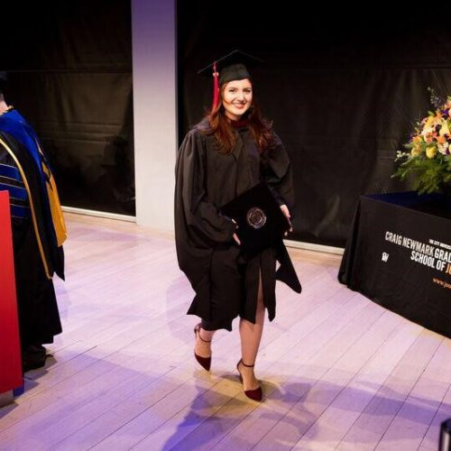 Alumni Claudia Irizarry Aponte to Receive Journalism Award