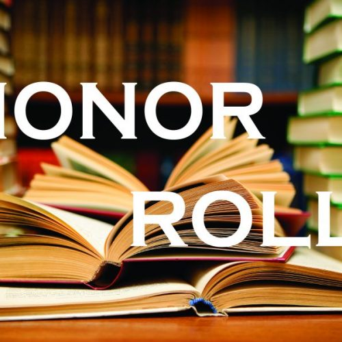 English Department Celebrates Honor Roll Students of the 2018-219 Academic Year
