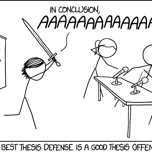Spring 2019 Thesis Defenses