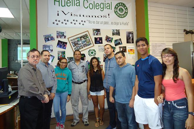 Emprendedores en Huella Colegial