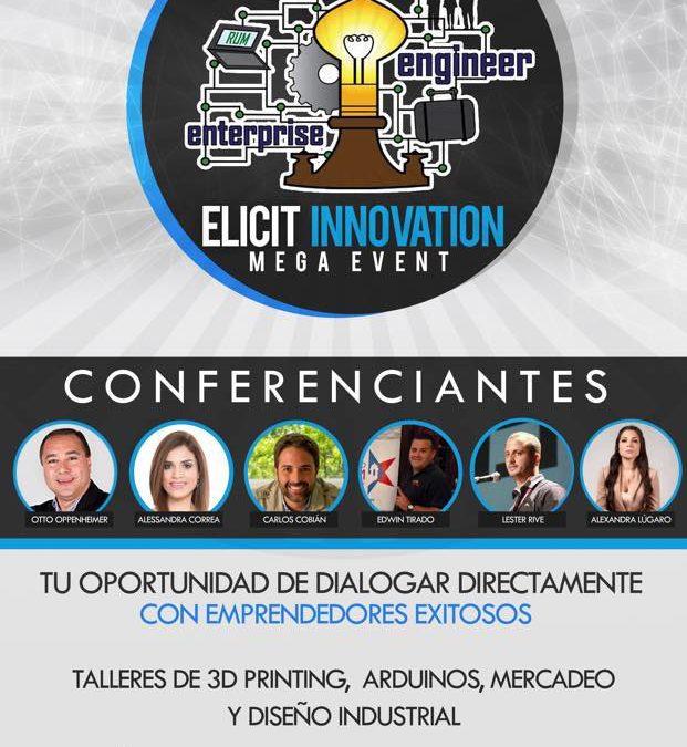Elicit-Innovation: Mega evento de innovación y emprendimiento