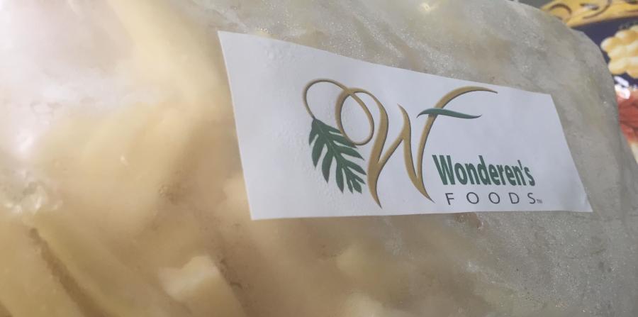 Wonderen's Foods Kickstarter