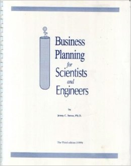 Business Planning for Scientists and Engineers