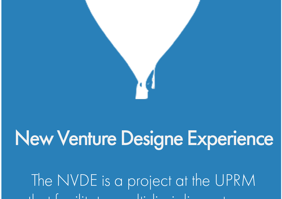 The New Venture Design Experience