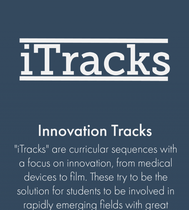 Innovation Tracks