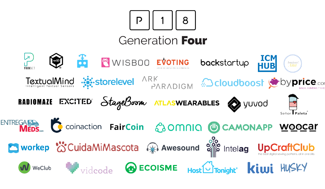 These are the startups that will be part of Gen.4