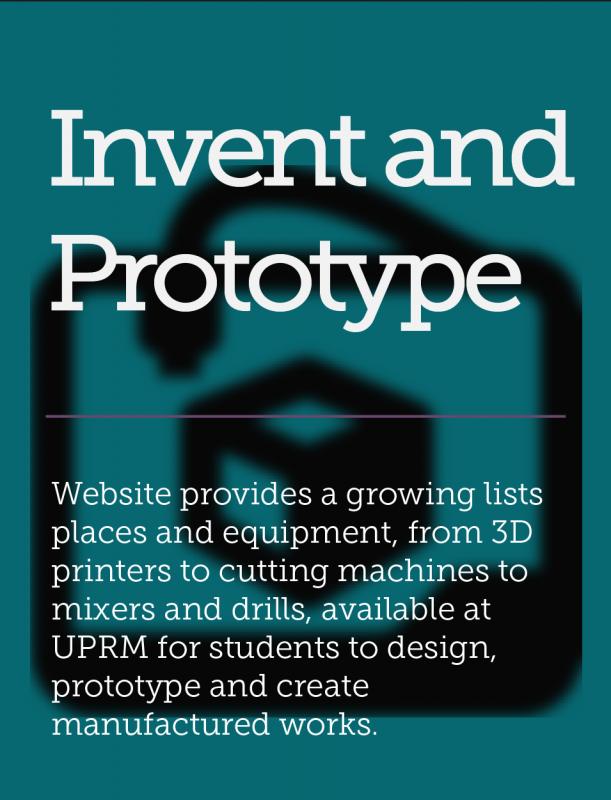Invent & Prototype