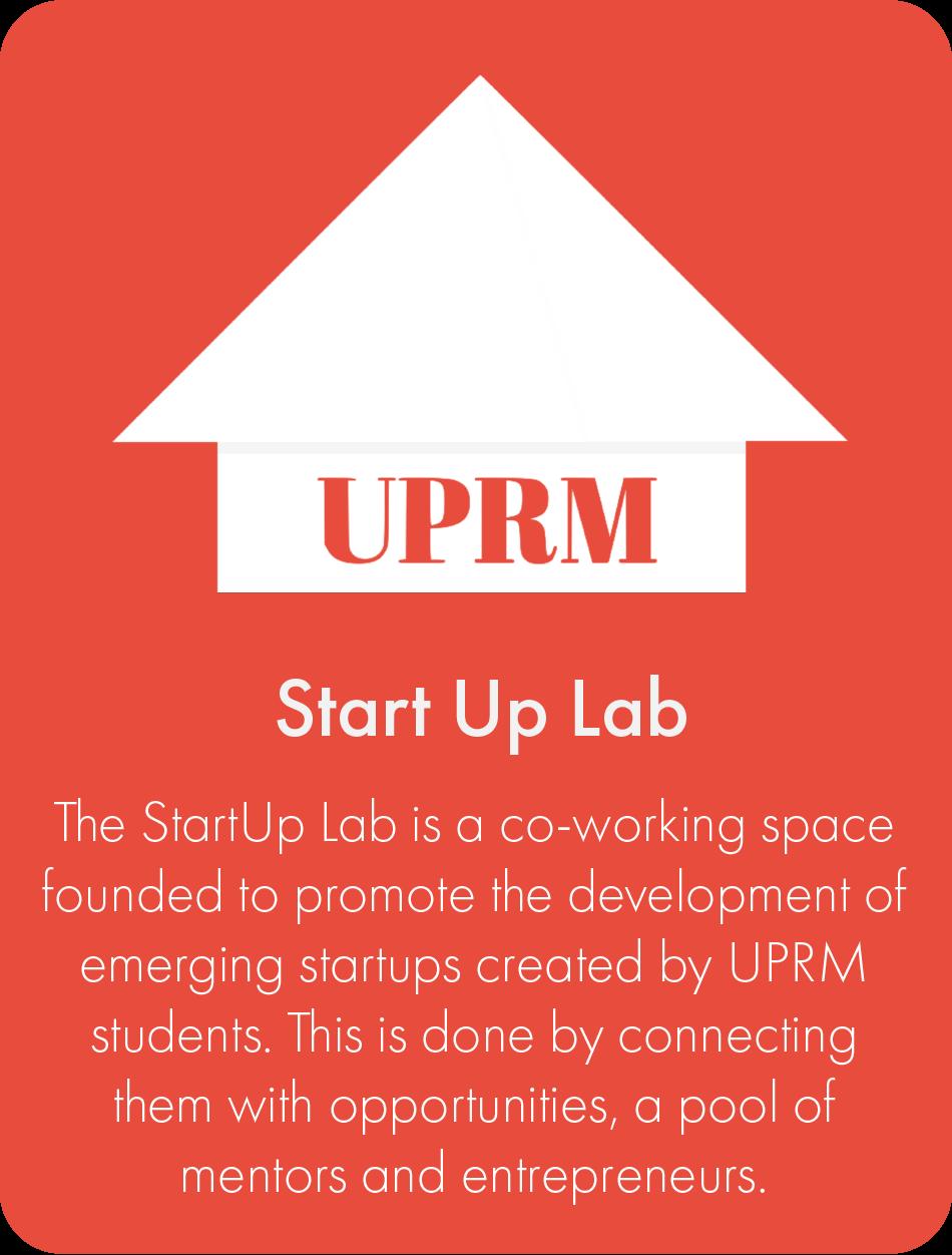 UPRM Startup Lab