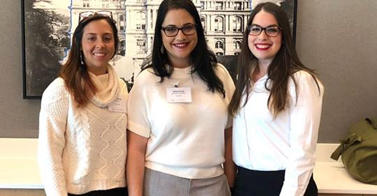 Emprendedoras del RUM ganan segundo lugar en competencia internacional