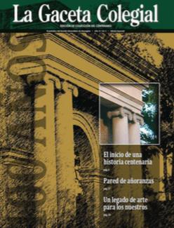 2012 Edición Especial Centenaria