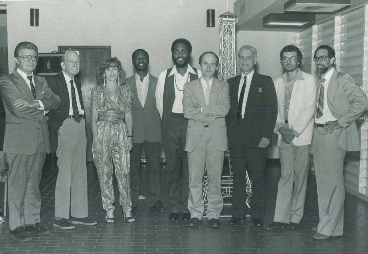 Profesores que han laborado en el Departamento de Humanidades en el pasado