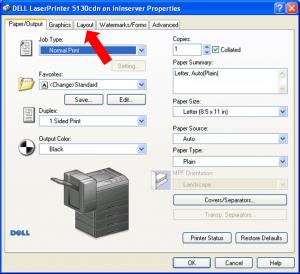 Instrucciones para configuración de grapado #1
