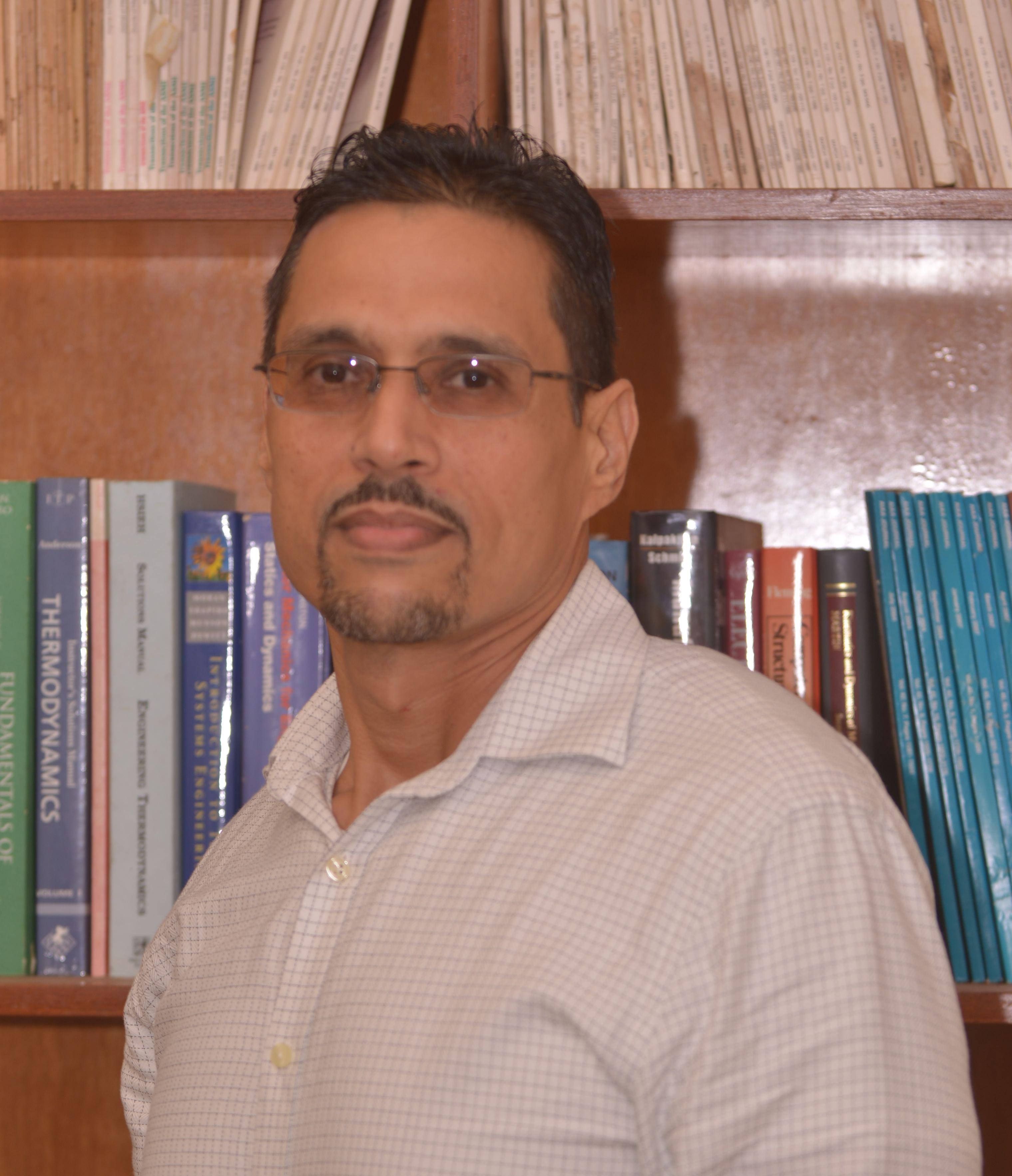 Francisco Rodriguez Robles, Ph.D