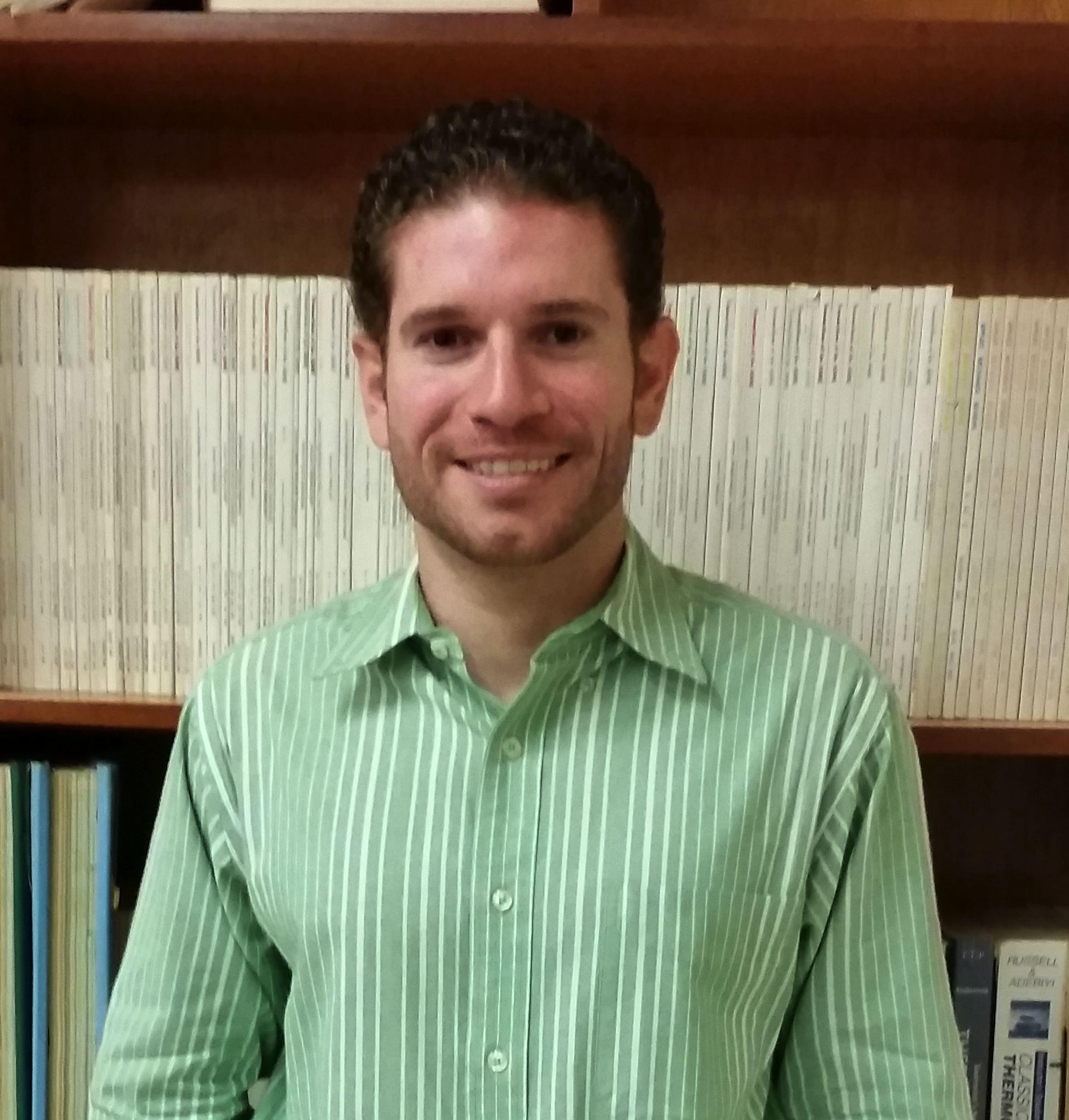 José E. Lugo, Ph.D