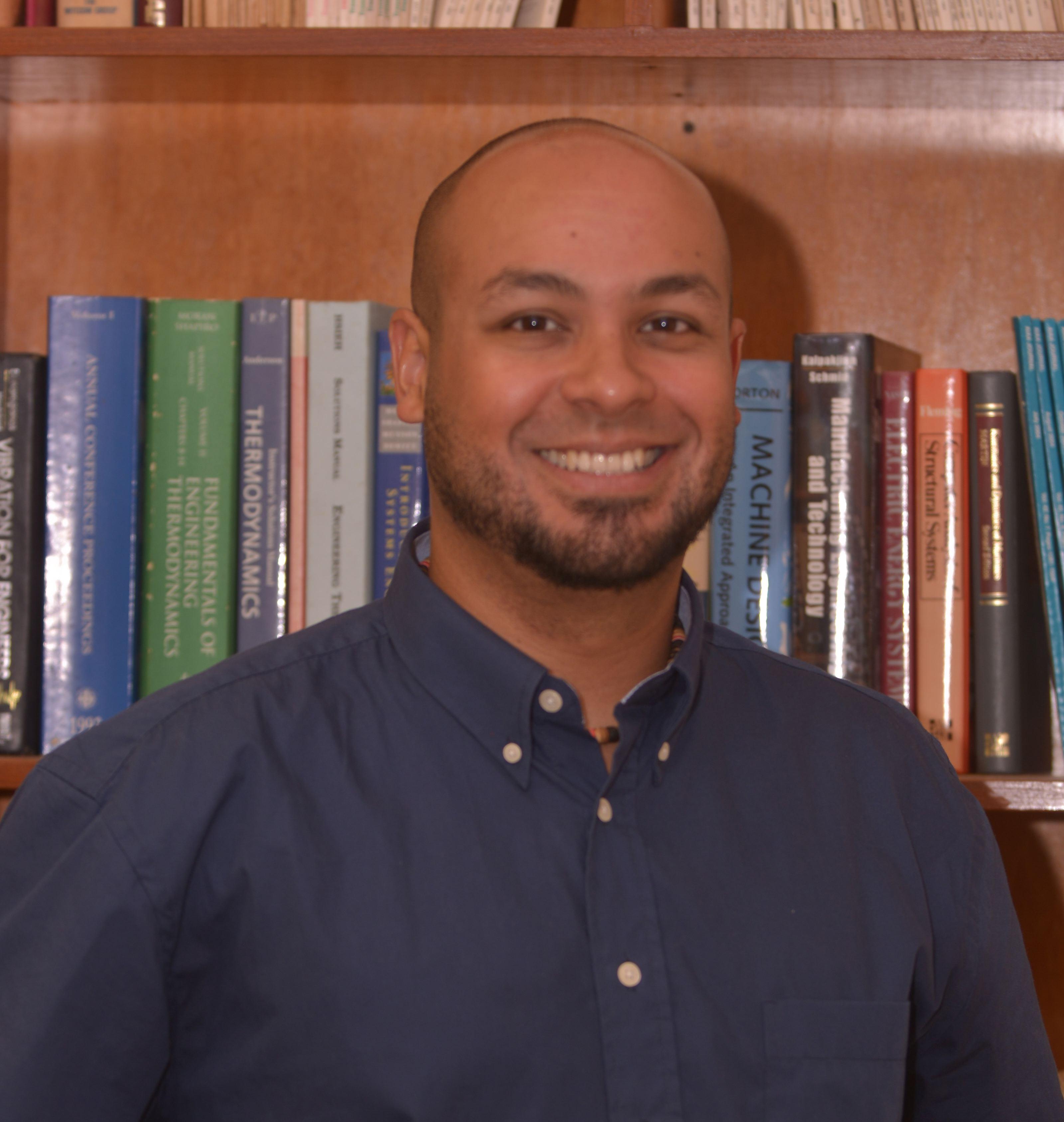 Pedro J. Resto Irizarry, Ph.D