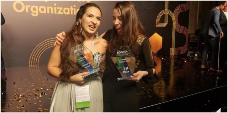 Boricua gana premio internacional en China por su aplicación que ayuda a los sordos